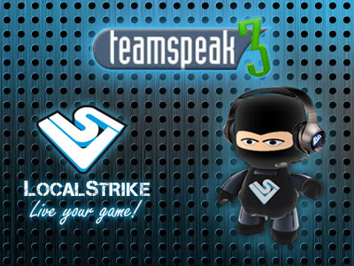 TS3 Local Strike TeamSpeak
